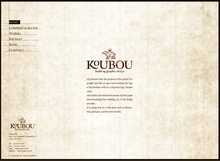 株式会社KOUBOU - GRAPHIC DESIGN OFFICE