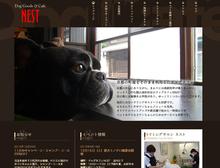 ドッグカフェ NEST:京都 町屋のドッグカフェ & ペットホテル